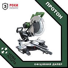 Торцовочная пила с протяжкой Протон ПДТ-305 / ПР