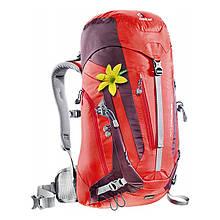 Рюкзак Deuter ACT Trail SL, 28 л, fire-aubergine