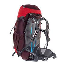 Рюкзак Deuter ACT Trail PRO SL, 38 л, aubergine-fire