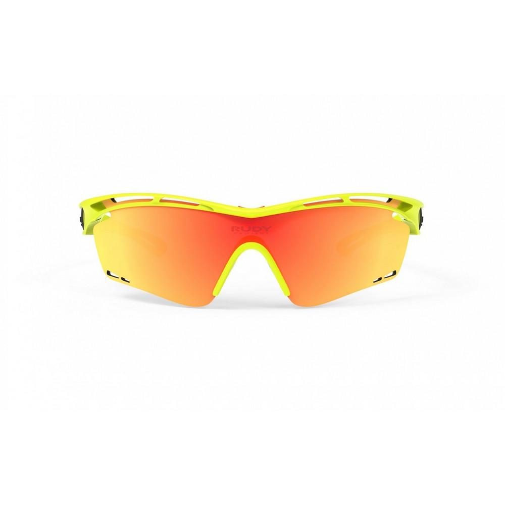 Окуляри Rudy Project Tralyx Yellow Fluo Gloss - Mls Orange (SP394076-0000)