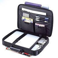 Сумка для ноутбука SUMDEX 14.1'-15.4' Elite Notebook Case (NON-084BK) нейлон,  чорна