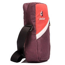 Сумка на плече Deuter Escape I колір 5554 aubergine-coral (4800017 5554)