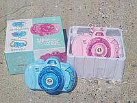 Генератор мильних бульбашок Bubble Camera