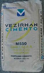 Портландцемент CEM I 42.5 R в мешках по 25 кг. Big-bag Vezirhan цемент