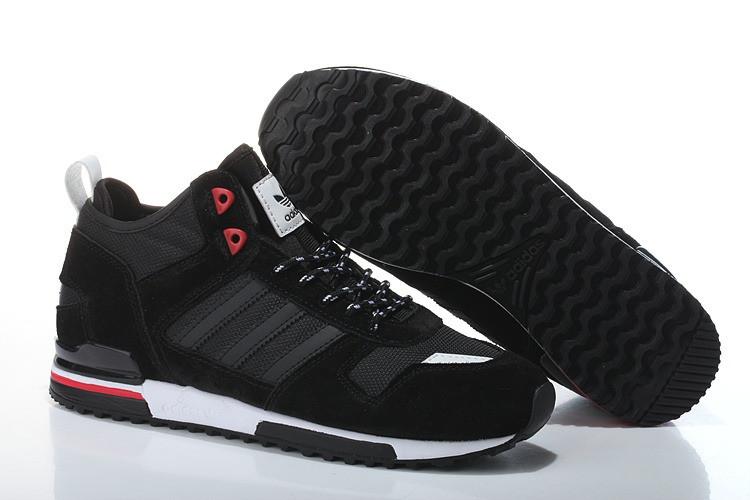 9dcbb15b Мужские кроссовки Adidas ZX-700 High Black - Интернет магазин обуви  «im-РоLLi