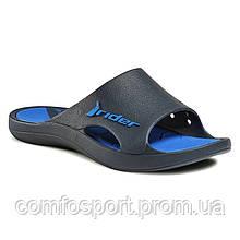 Сланцы мужские шлёпанцы Rider Bay 83060-24669 синие