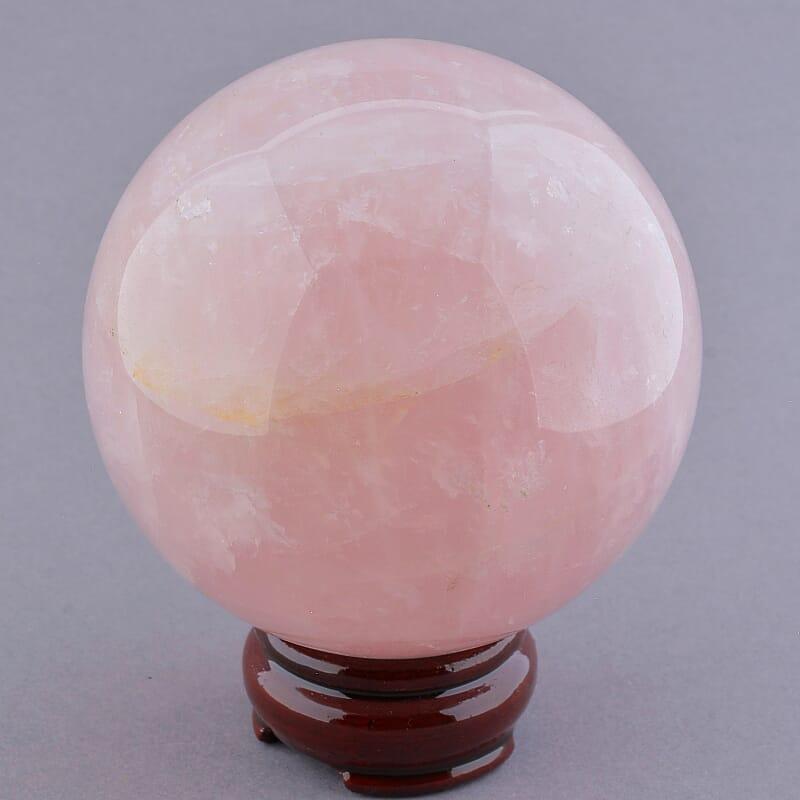 Куля Рожевий кварц 88x88 1021 р.
