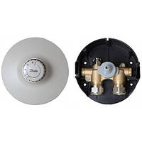 Регулирующий клапан FHV−R, Danfoss (унибокс без термоголовки)