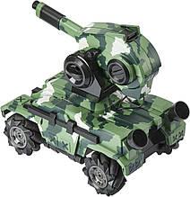 Танк ZIPP Toys CamoFighter ц:хаки