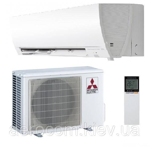 Тепловой насос Mitsubishi Electric MSZ-FH25VE/MUZ-FH25VEHZ Zubadan inverter - Аэроком - вентиляция, кондиционирование, отопление в Днепре