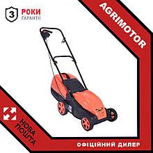 Электрическая газонокосилка Agrimotor FM 3310 (1000 Вт / 330 мм) асинхронная