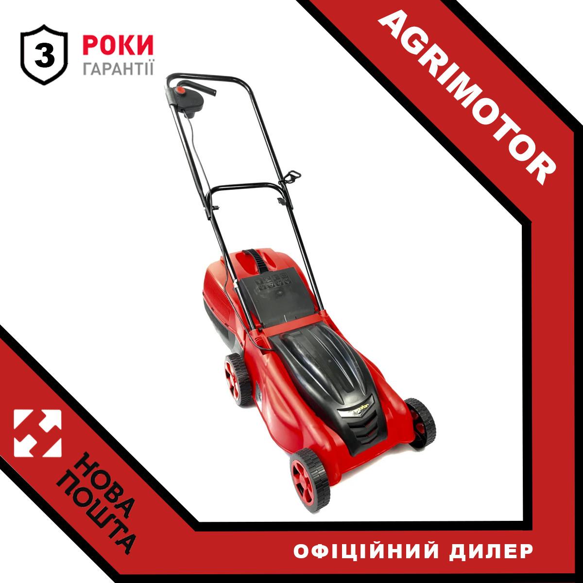 Газонокосилка электрическая Agrimotor 1300W (FM3813)
