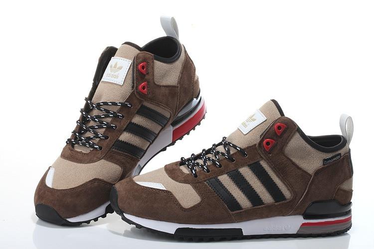 e0b9e1cbb208c ... hot winter adidas zx 700 high brown climaproof 28f16 7b5df