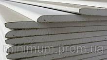 Гіпсокартон стіновий 3000х1200х12,5 мм