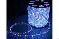 Дюралайт DURALIGHT LED длиной 10 метров 4 –жильный на светодиодах, разноцветный