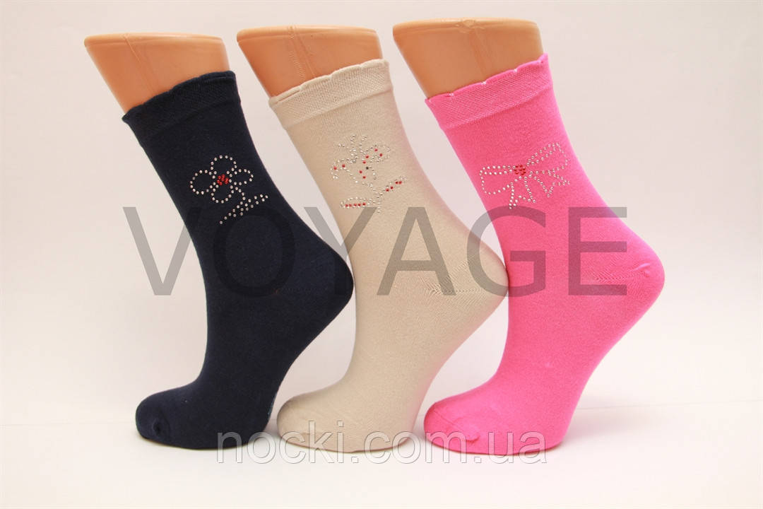 Женские носки с камушками UGS код 3195 35-38