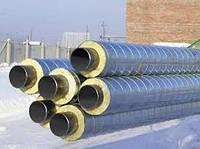 Трубы стальные с трехслойной наружной изоляцией