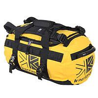 Cумка-рюкзак Karrimor 40L Duffle bag желтая