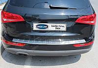 Audi Q5 (2008-) Накладка на задний бампер