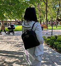 Рюкзак каркасний Smile чорний СМАЙЛ1, фото 3