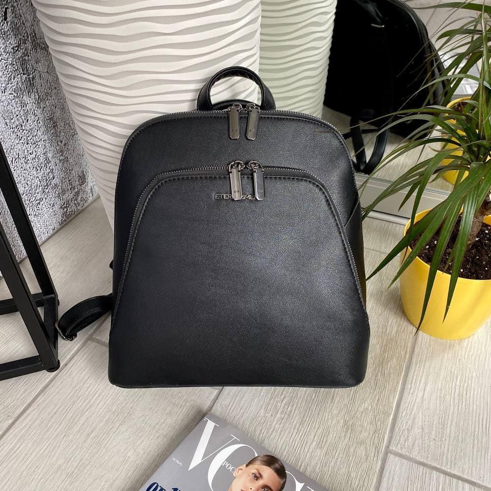 Рюкзак каркасний Smile чорний СМАЙЛ1