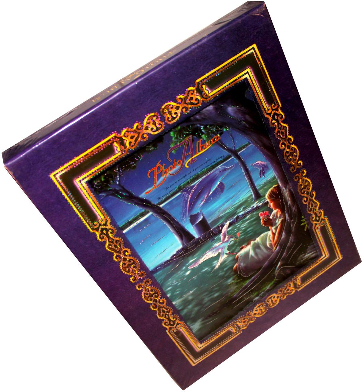 Фотоальбомы в коробке Сказка (10Х15)
