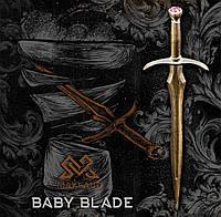 Шило Baby Blade для кальяна от Maklaud (Маклауд) Меч, фото 1