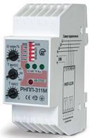 Трехфазное реле напряжения и контроля фаз РНПП-311M (регулировка времени АПВ и срабатывания, вкл/откл защит)