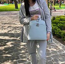 Рюкзак каркасний Smile блакитний СМАЙЛ4, фото 3