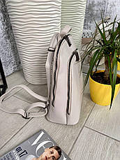 Рюкзак каркасный Smile кофе с молоком СМАЙЛ6, фото 2