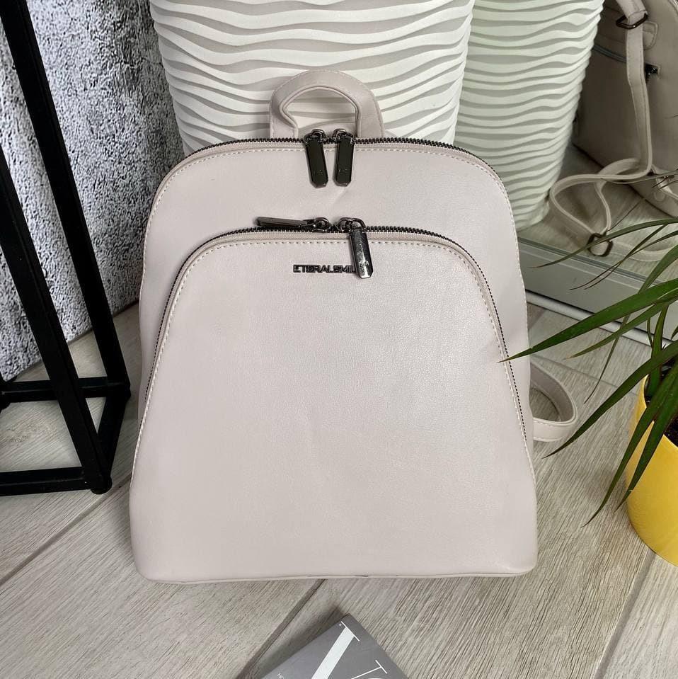Рюкзак каркасный Smile кофе с молоком СМАЙЛ6
