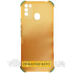 TPU чехол Ease Glossy Buttons Full Camera для TECNO Spark 6 Go Оранжевый