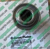 Подшипник 822-170C прикатывающих колёс Great Plains 822-170с купить подшипники 822-170