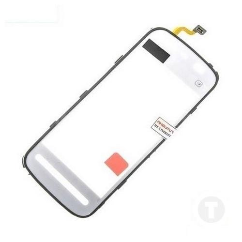Тачскрин (Сенсор) для Nokia 5230/ 5228 белый