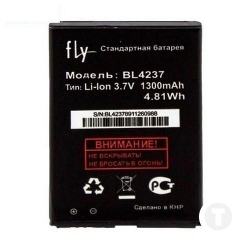 Аккумулятор оригинал (батарея) для Fly BL4237 IQ430
