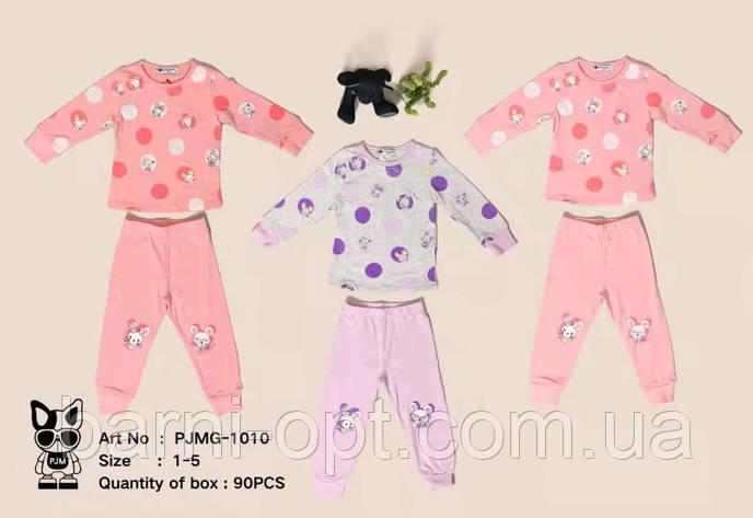 Детские пижамы оптом, Setty Koop , 1-5 рр, фото 2