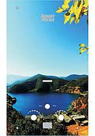 Газ. проточный нагреватель AquaHeat  ВПГУ-18 Природа 10L LCD