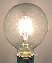 Лампочка ретро (лофт) Едісона LED Levistella G125