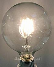 Лампочка ретро (лофт) Едісона LED Levistella G95