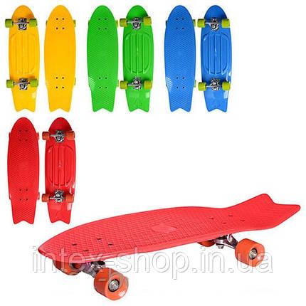 Скейт MS 0845 (6шт) 4 цвета, фото 2