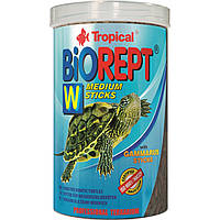 Корм для водных черепах Тропикал BioRept W (Биорепт W)  1 л  / 300 г