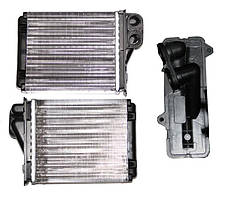 Радиатор отопителя салона (печки) Logan фаза 1, 2 Dello 160071610