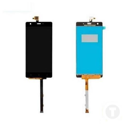 Дисплей (екран) для Nomi i506 Shine з сенсором / тачскріном (Модуль) чорний
