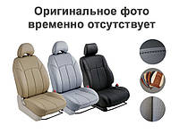 "Модельные чехлы Volkswagen Crafter / Фольксваген Крафтер (1+2) 2006- ""Алькантара"""