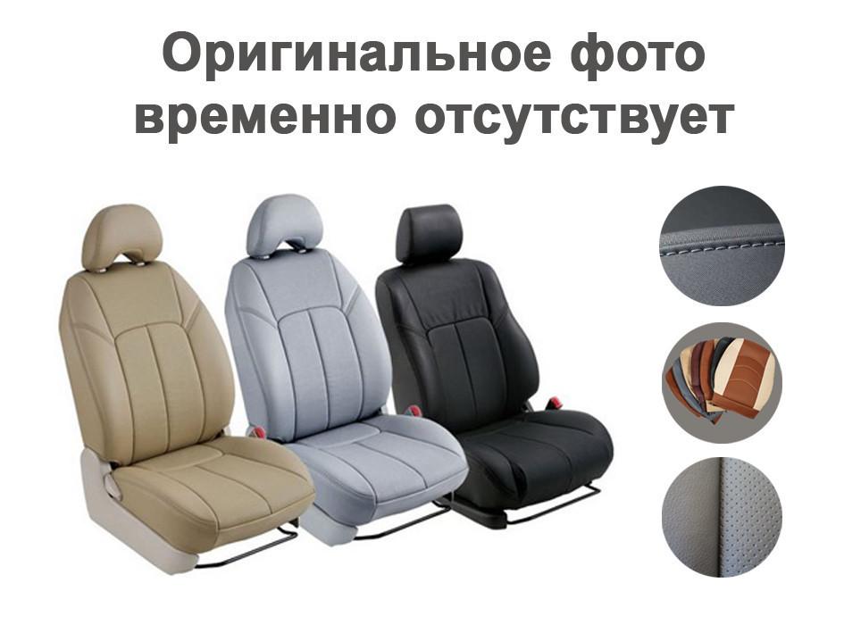 """Модельные чехлы Mersedes-Benz Sprinter / Мерседес Спринтер (1+1) 2006 """"Нубук"""""""