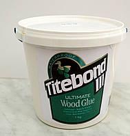 Профессиональный столярный клей D4 Titebond III Ultimate (США) (1 кг)