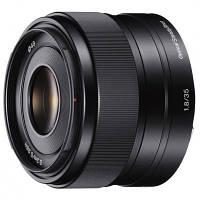 Об'єктив SONY 35mm f/1.8 for NEX (SEL35F18.AE)