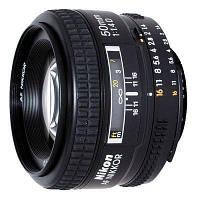 Об'єктив Nikon Nikkor AF 50mm f/1.4 D (JAA011DB)