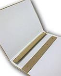 Папка для нотариусов архивная, А4, 40 мм, фото 3