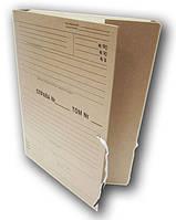 Папка коробка архивная для нотариуса А4 40мм с завязками